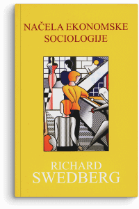 Ričard Svedberg: Načela ekonomske sociologije