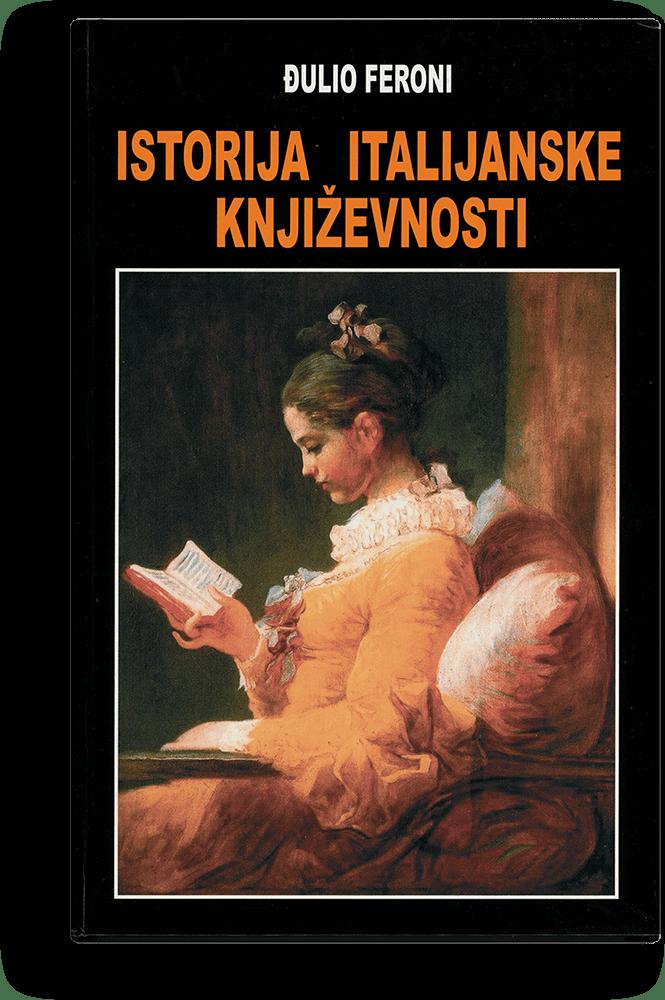Đulio Feroni: Istorija italijanske književnosti, II