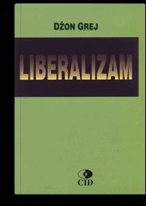 Džon Grej: Liberalizam