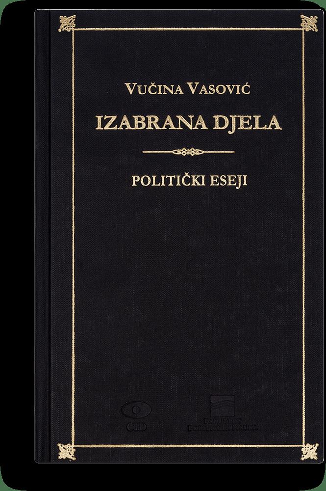 Vučina Vasović: Izabrana djela V
