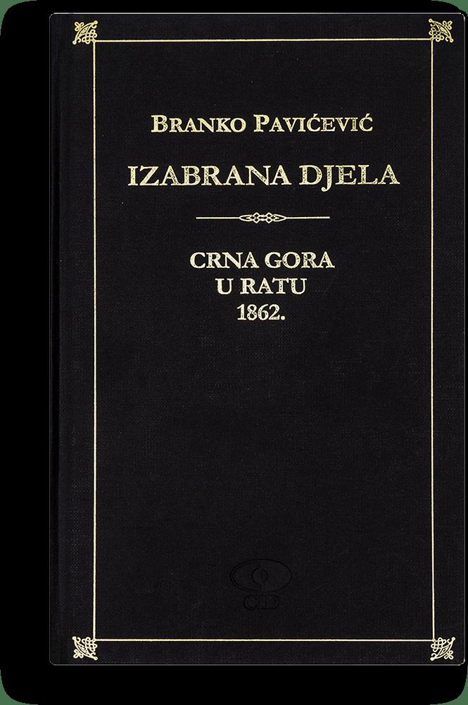 Branko Pavićević: Izabrana djela II