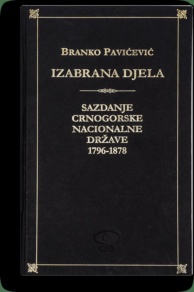 Branko Pavićević: Izabrana djela V