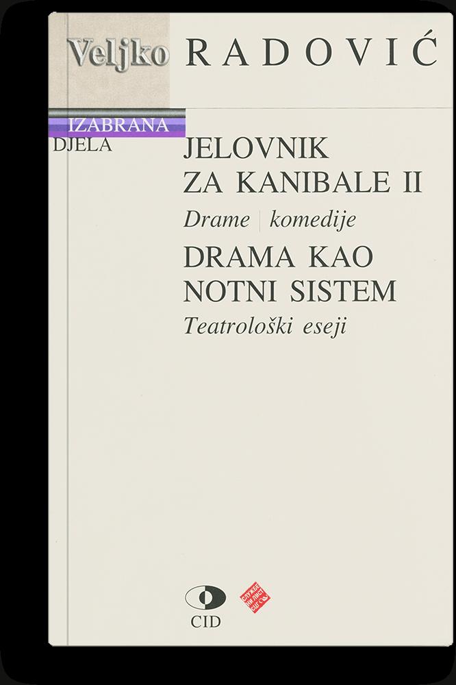 Veljko Radović: Izabrana djela II